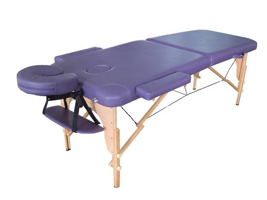Wooden Reiki/Massage Table: JTWR