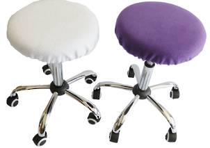 Round Stool Cover x 2, save $11 on each cover at $5 each