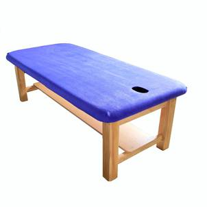 Polar Fleece Cover for Non Portable Massage Table (custom made)