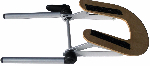 Massage Table Aluminium Face Cradle-760