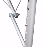 Massage Table Aluminium Leg Adjustment-515-469-460