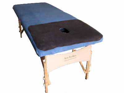 Massage Table with Face Drape-800