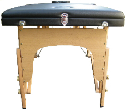 Wooden Massage Table Arched End Panel JTWB3-886-47