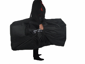 Massage Chair Carrybag being carried-208