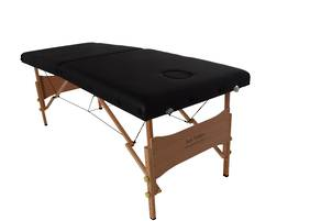 Wooden Massage Table Extra Wide:   Model  JTWEW