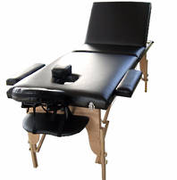 Wooden Beauty Therapy Table:          Model  JTWB3